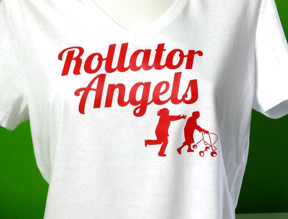 "T-shirt ""Rollator Angels"""
