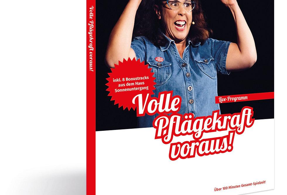 """DVD """"Volle Pflägekraft voraus!"""""""