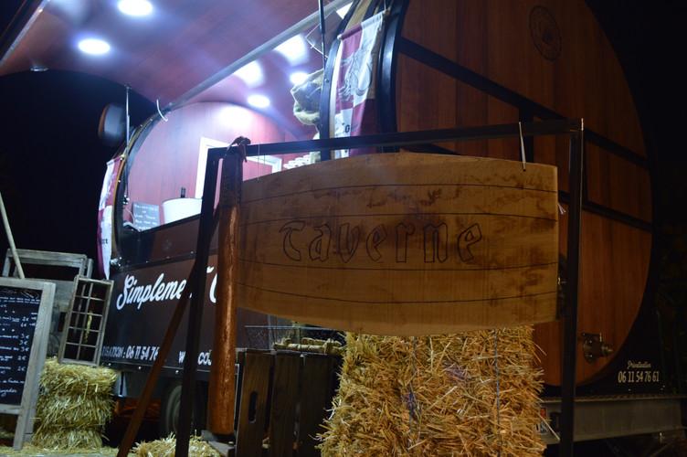 """La Taverne """"Coup de Foudre"""""""