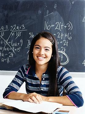 Math: Grades 6-8