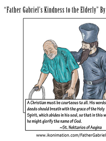 Father Gabriel's Kindless to the elderly