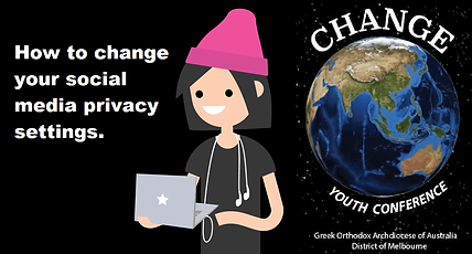 social media change privacy settings