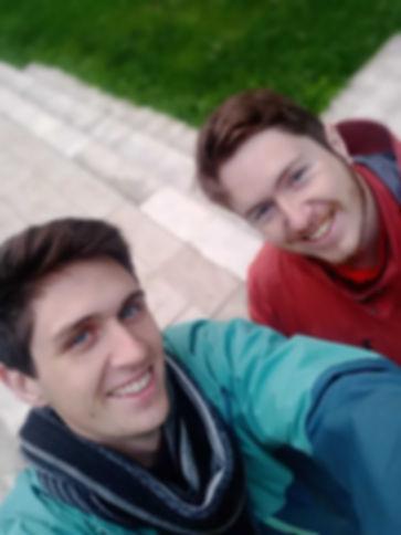 Andrew & Stephen Robinson