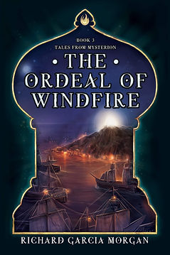 The Ordeal of Windfire - book 03 - reduc
