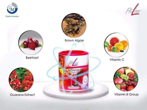 FitLine Activize Oxyplus Stevia