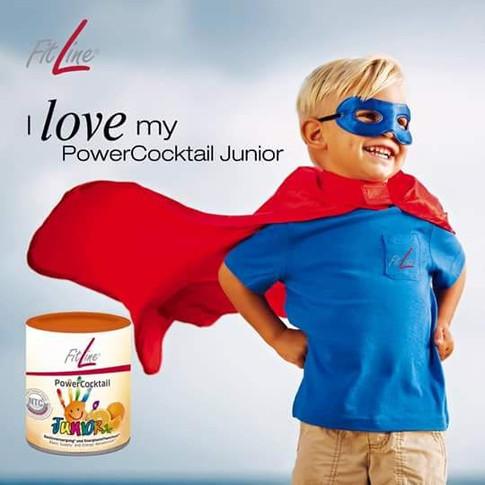 Fitline PowerCocktail Junior