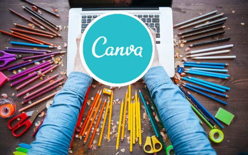 Canva on ilmainen ja heppo kuvankäsittelyohjelma selaimessa