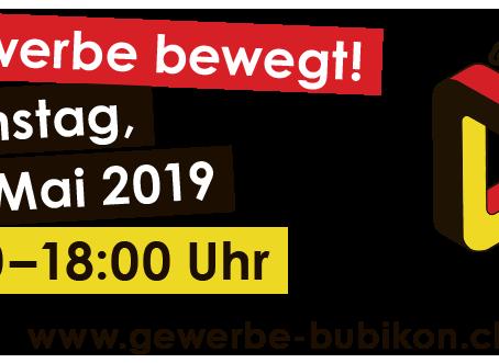 Gewerbeausstellung Bubikon-Wolfhausen