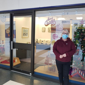 New CANDU Drop In @ Wellgate Centre for cancer patients and their carers