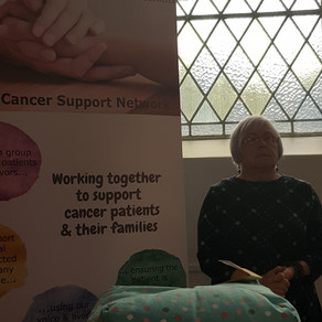 Dundee Cancer Health & Wellbeing Event