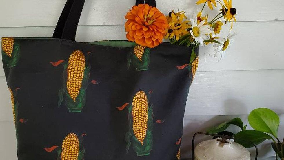 Corn Stalk Farmer's Market Tote