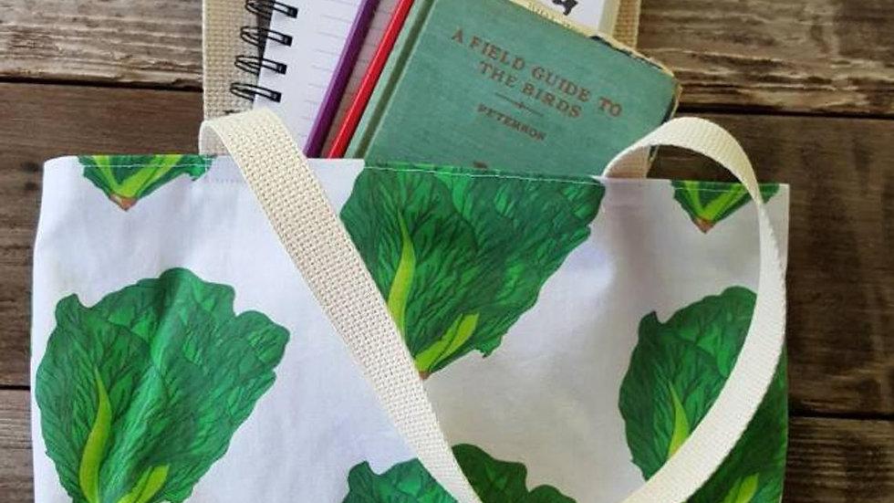 Lettuce Farmer's Market Tote Bag