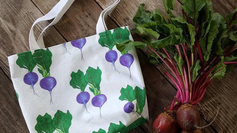Radish Farmer's Market Tote Bag
