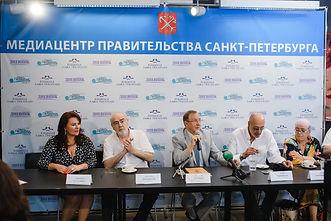 """Пресс конференция """"Дни грузинского кино 2018"""""""