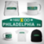 Philadelphia Street Signs
