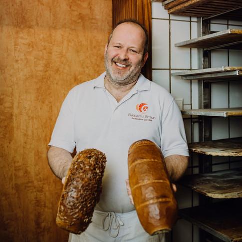 Bäckerei Max Braun, Göttelfingen