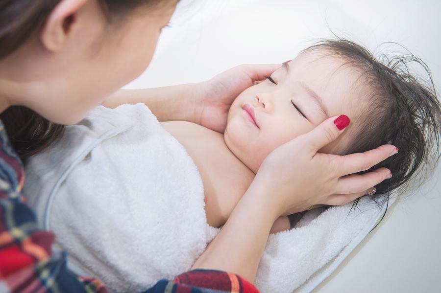 寶寶按摩實錄