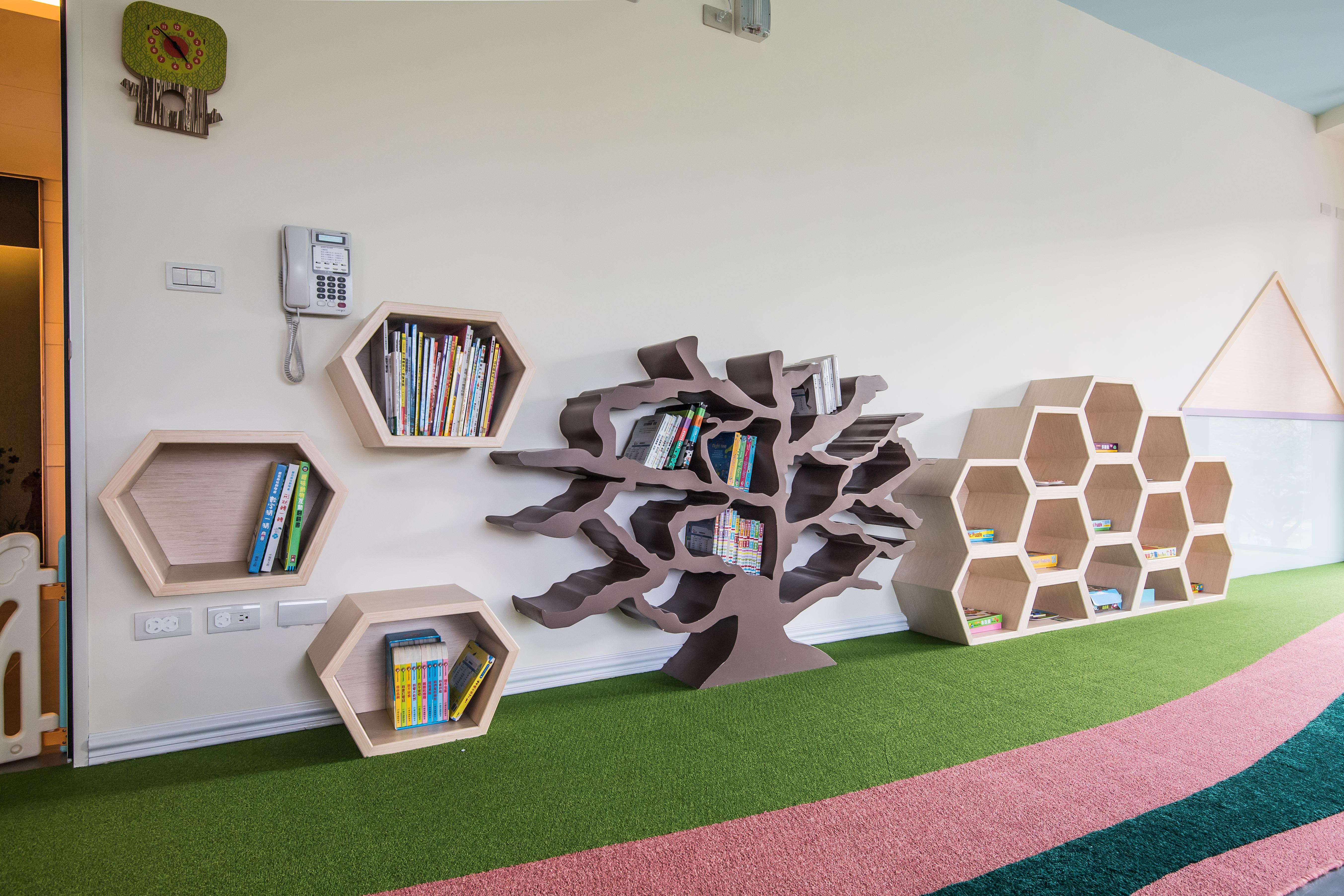繪本閱讀區