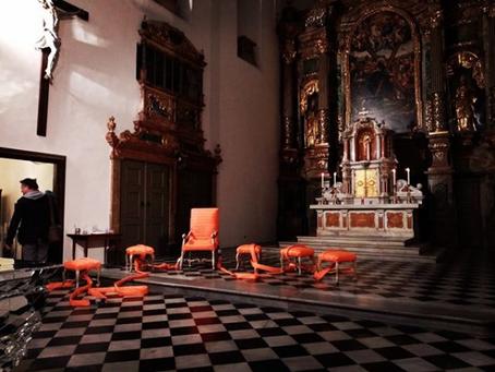 Eine Sessio für die Pfarrkirche St.Andrä in Graz