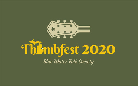Thumbfest 2020 Logo Design