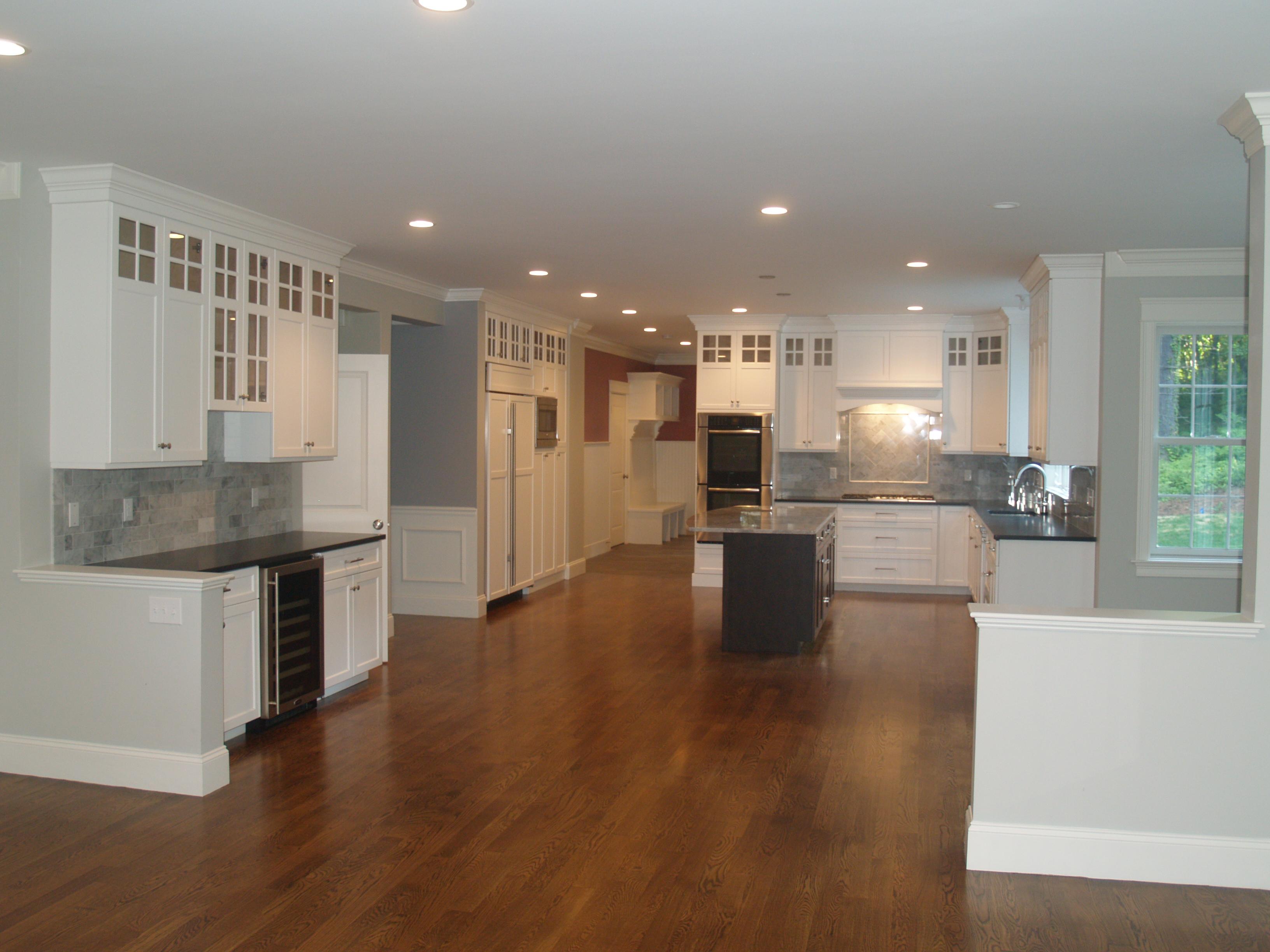 Kitchen construction needham