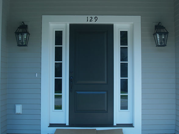 front door needham builders