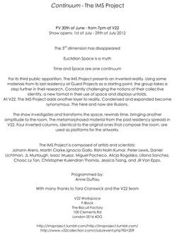Continuum press release