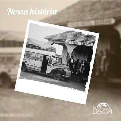 História Hotel Bassani