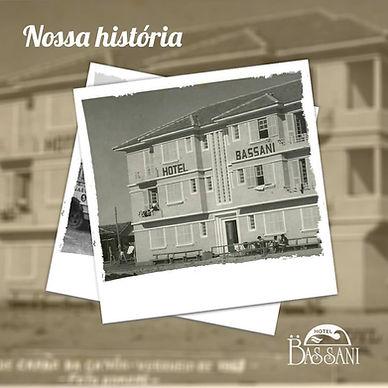 Hotel Bassani Antigo