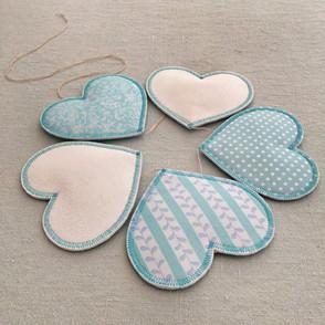 Handmade Heart Mobile
