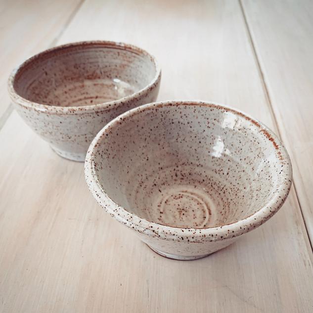 Handmade Ceramic Bowls