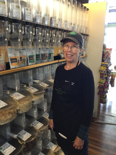 Liz McCarty- The Health Food Store