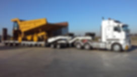 Heavy Haulage, Australia Wide, Nationwide, Over dimensinal, Oversize, heavy equipment, Low Loader, Drop Deck,