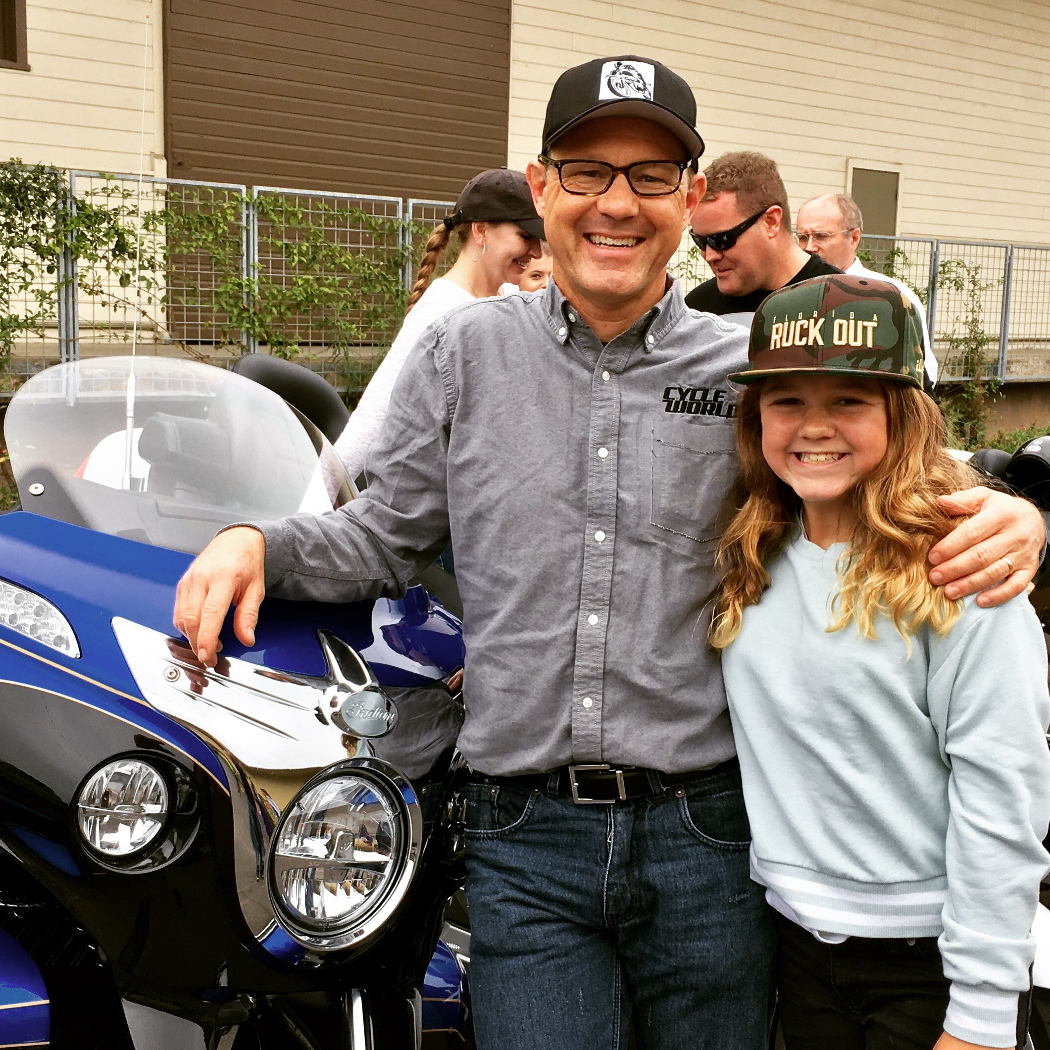 Ride for Kids with Sabrina