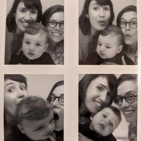 Aurélie, Bertie et Oscar