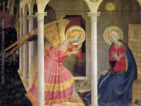 Advent Reflection 3 - Giotto