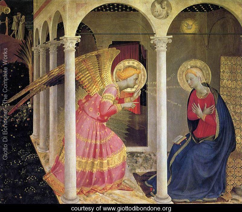 Annunciation Giotto