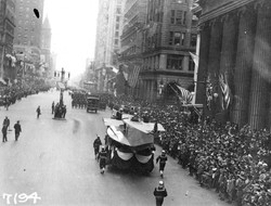 Fourth Liberty Loan Parade