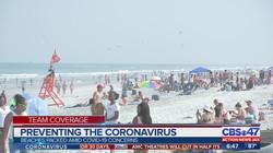Action News Jax: Beaches packed amid COVID-19