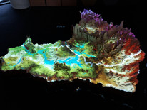 Augmented 3D Map Model