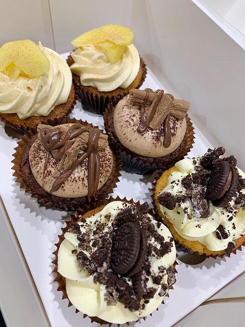 Mixed Box Cupcakes