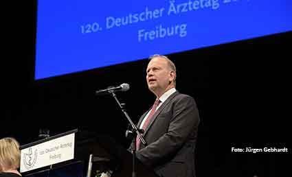 Deutscher Ärztetag warnt vor Verharmlosung möglicher Strahlenschäden durch AKW-Abriss-Material