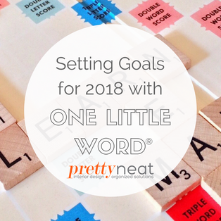 Setting Goals for 2018 With One Little Word®