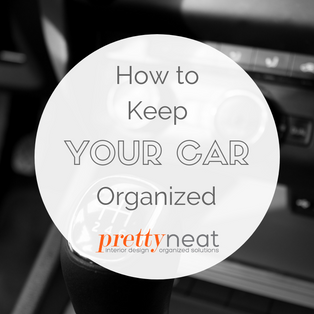 How to Keep Your Car Organized