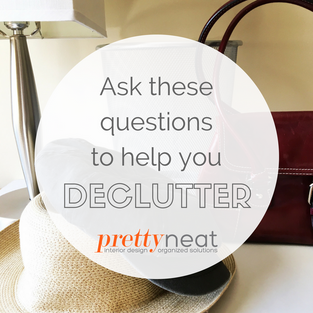Ask These Questions to Help You Declutter