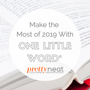 Make the Most of 2019 With One Little Word®