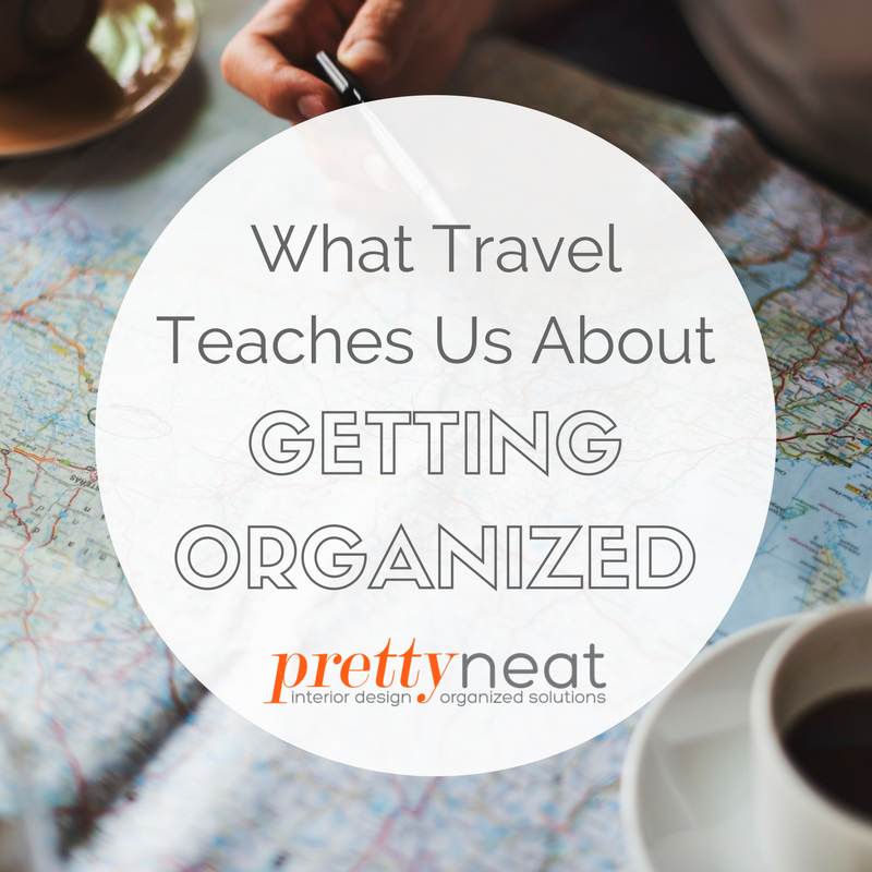 organizing travel