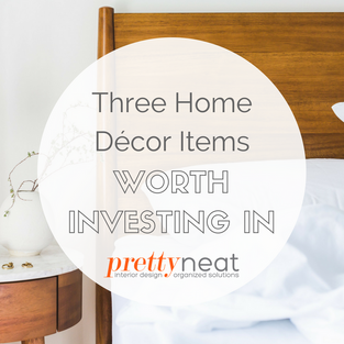 Three Home Décor Items Worth Investing In