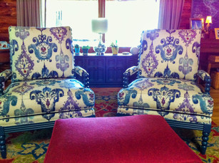 traditional armchairs