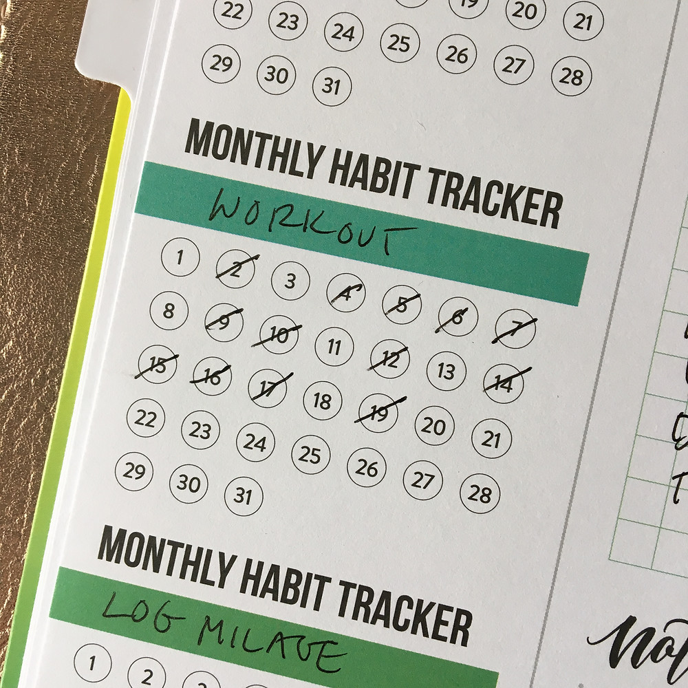 happy habit tracker